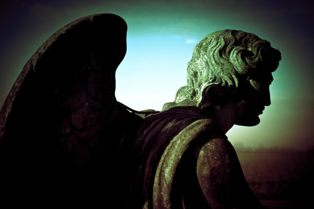 angel cemetery: guardian angel