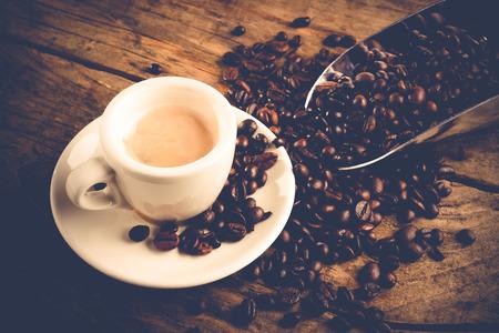 espresso coffee cup photo