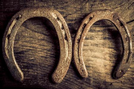 horseshoes background photo