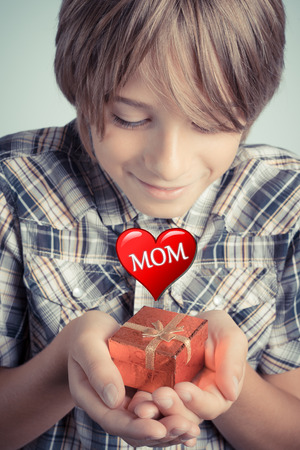mammy: gift for mom Stock Photo
