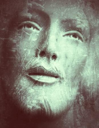 jesus face: jesus christ