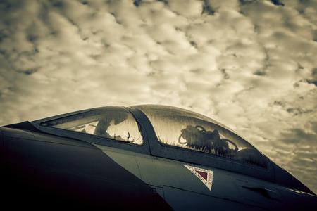 disturbing: fly fighter