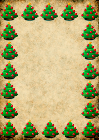 xmas background: vertical xmas background Stock Photo