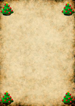 xmas background: vertical xmas background Stock Photo