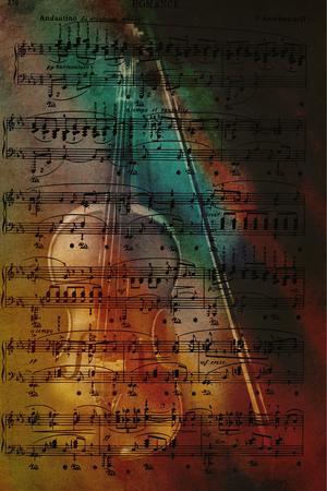 cover background time: music retro grunge background