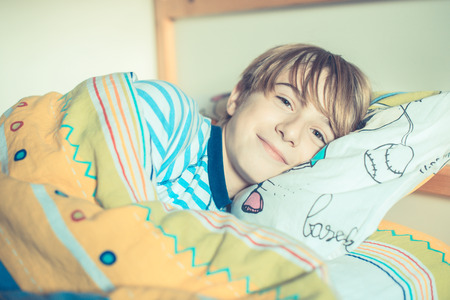 ordinary: an ordinary day - schoolboy awakening