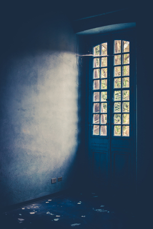 light from the window - objects and places lost in time