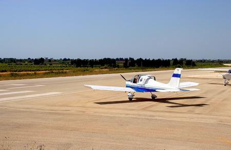 シラキュースで飛行機の飛行