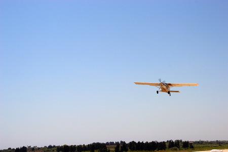 飛行機によるフライト
