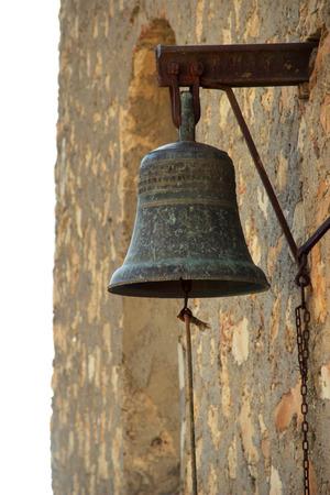 brass rod: Bell
