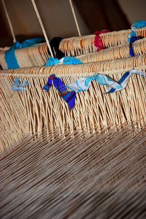 weave ball: particularly of handloom weaving canvas