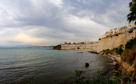 particularly: Particularly the Gulf of Castellammare