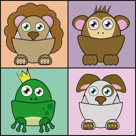 king s: animals