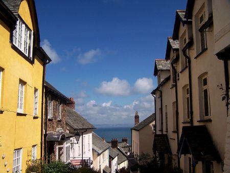 Clovelly, North Devon photo