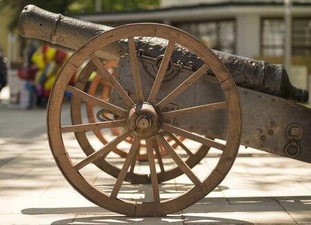 Cannon from ottoman empire