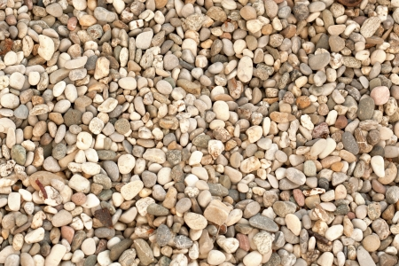A shot of coearse gravel shingle or grit . Background photo