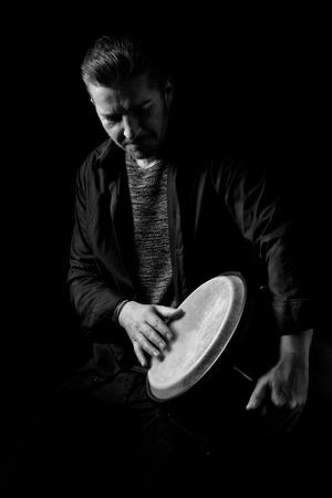 bongo: Bongo player
