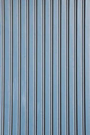 Steel door photo