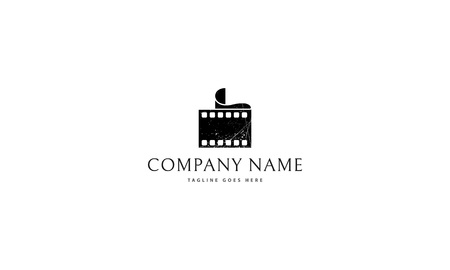 Film vector logo