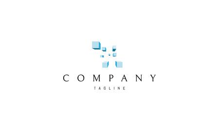 Data Stream vector logo image