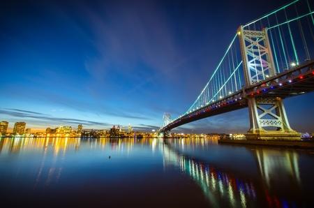 franklin: Benjamin Franklin bridge