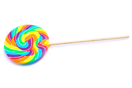 Candy pop Stock Photo