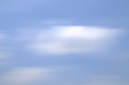 stratus: Long Exposure Of Sky Motion For Background