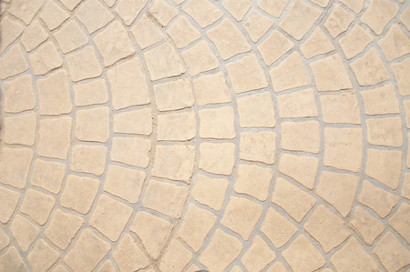 figured: Orange Figured Pavement  Seamless Tileable Texture