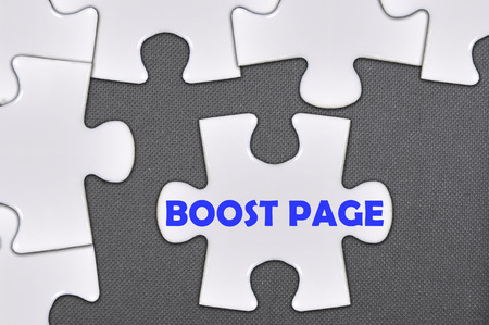 boost: The jigsaw puzzle written boost page