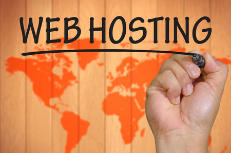 search marketing: hand writing web hosting  .