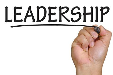 leiderschap: Het handschrift leiderschap