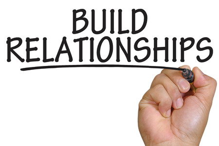 trustful: The hand writing build relationships