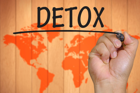 cleanse: The hand writing detox