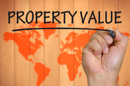 finer: hand writing Property value .