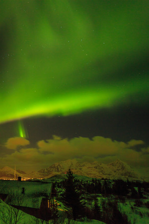 Northern Lights in Norway photo