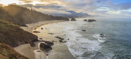 Ecola State park, Oregon Coast, USA