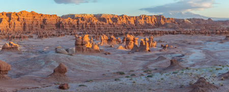 Goblin Valley State Park, USA Stock Photo