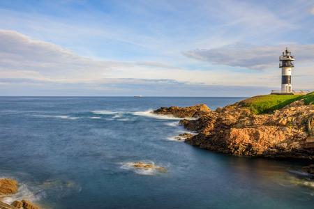 Ribadeo lighthouse, Spain