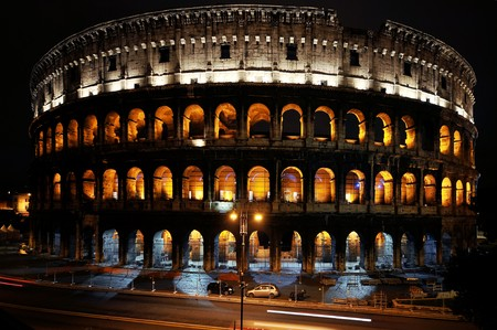 Colosseo, Roma photo