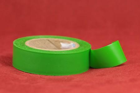 tacky: tape Stock Photo