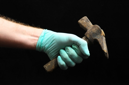 Hammer and a Hand  photo