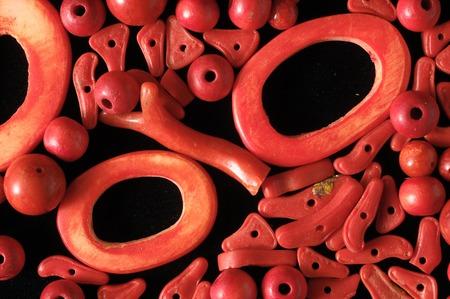 corallo rosso: Red Coral Stones pronto a fare gioielli artigianali