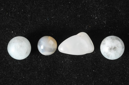 Colored Semi Precious Stones ready to make Handmade Jewelry photo
