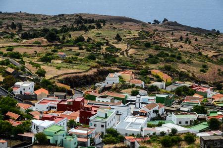 casa colonial: T�pica Casa Colonial Canario en El Hierro Islas Canarias