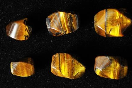 cabochon: Tiger Eye Stones Pronto per fare gioielli Handmade