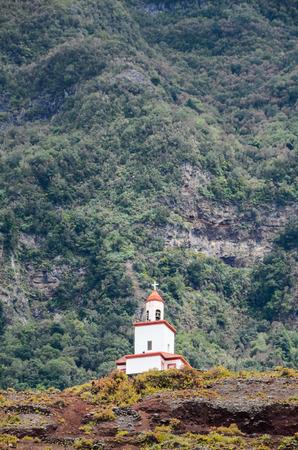 golfo: Belfry Of Ermita De La Caridad, Frontera, El Hierro, Canary Islands
