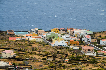 colonial house: Typical Canarian Colonial House in El Hierro Canary Island