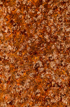 oxidized: Oxidized Metal Surface Making an Abstract Texture Background