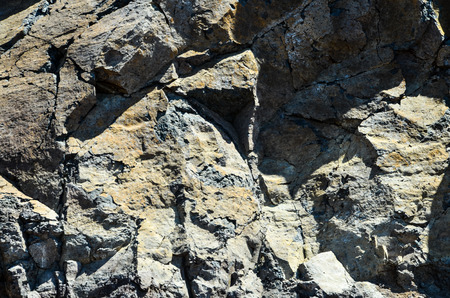 stone volcanic stones: Seamless Colored Dry Hardened Volcanic Lava Texture