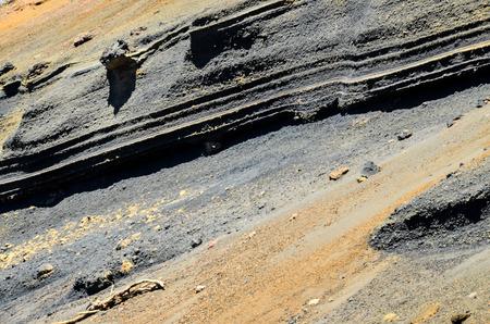 hardened: Seamless Colored Dry Hardened Volcanic Lava Texture